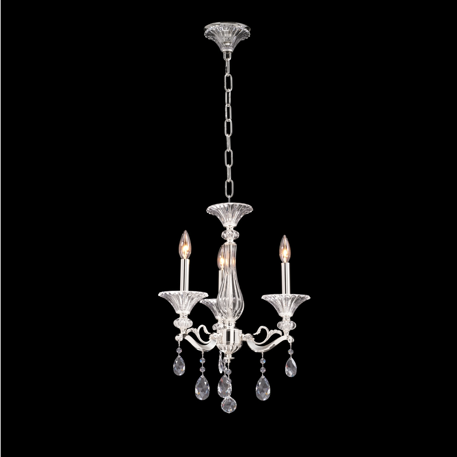 Vasari 3 Light Chandelier