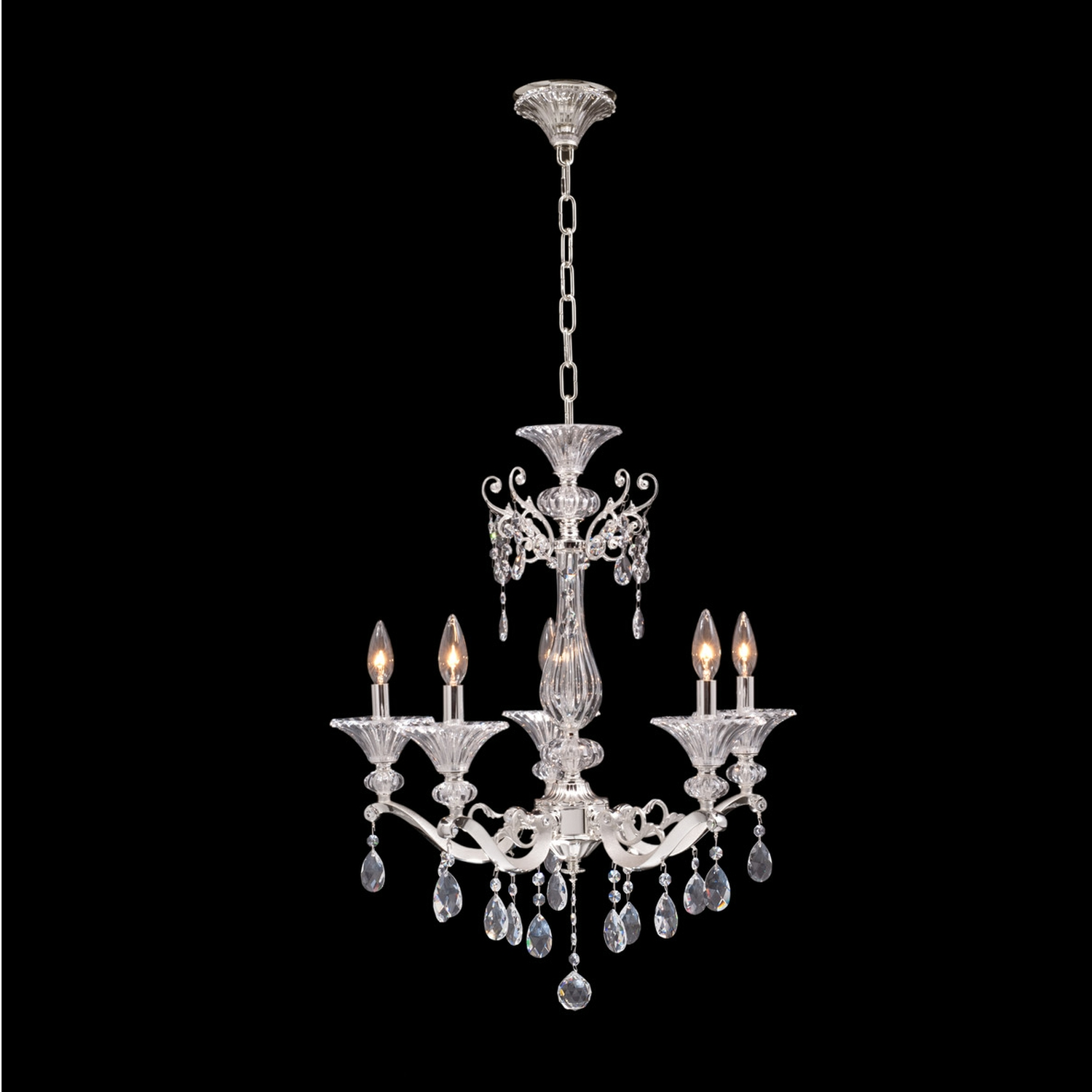 Vasari 5 Light Chandelier