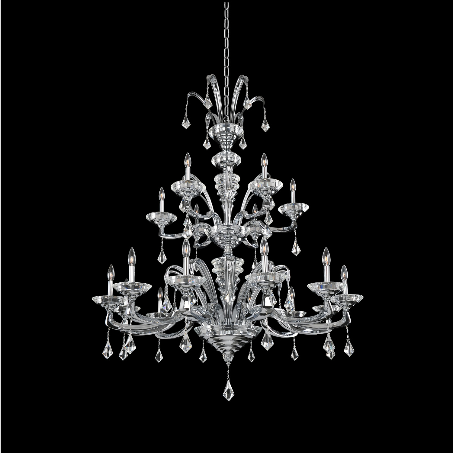 Cosimo 18 Light Chandelier