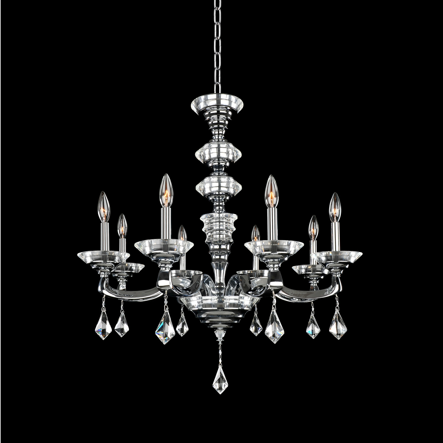 Cosimo 8 Light Chandelier
