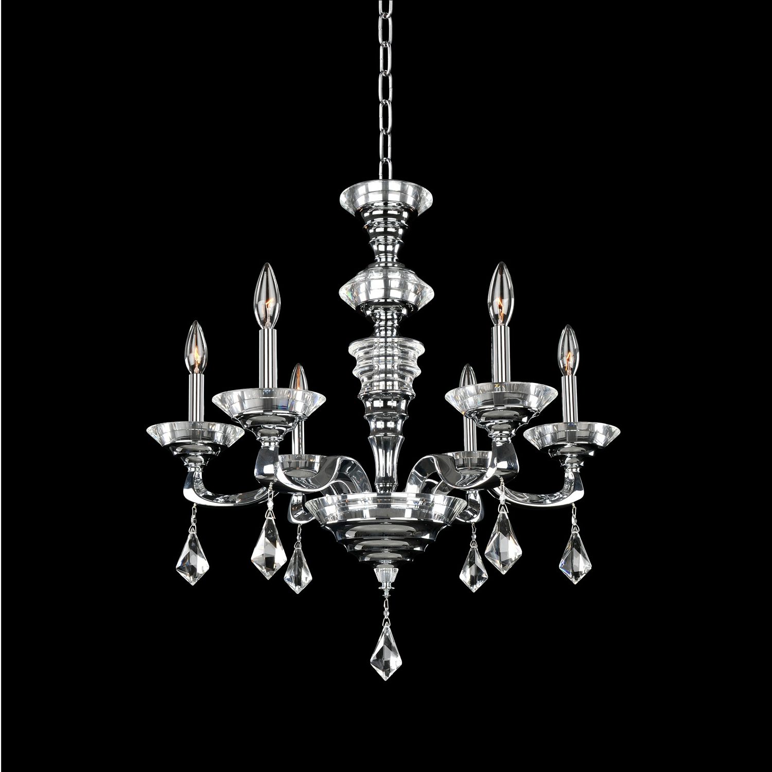 Cosimo 6 Light Chandelier